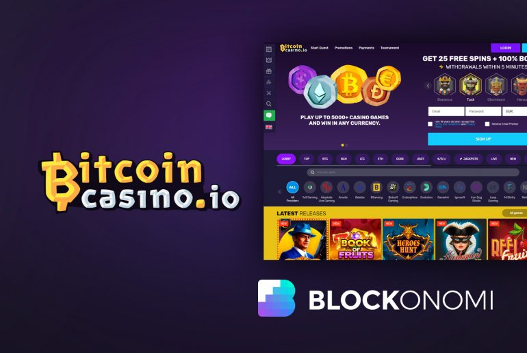 เว็บไซต์การพนัน bitcoin ที่ดีที่สุด