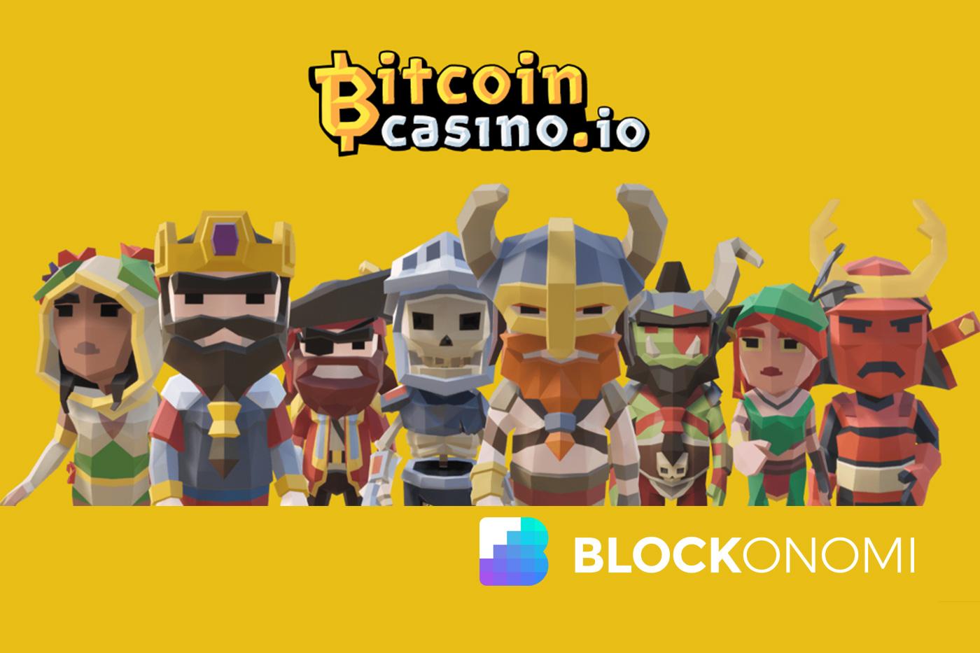 Crypto bitcoin คาสิโนพร้อม faucet