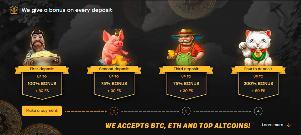 คาสิโน bitcoin มือถือ